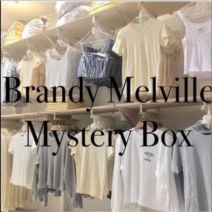 Brandy Melville Tops - SALE (4 items for 35) Brandy Melville Mystery Box